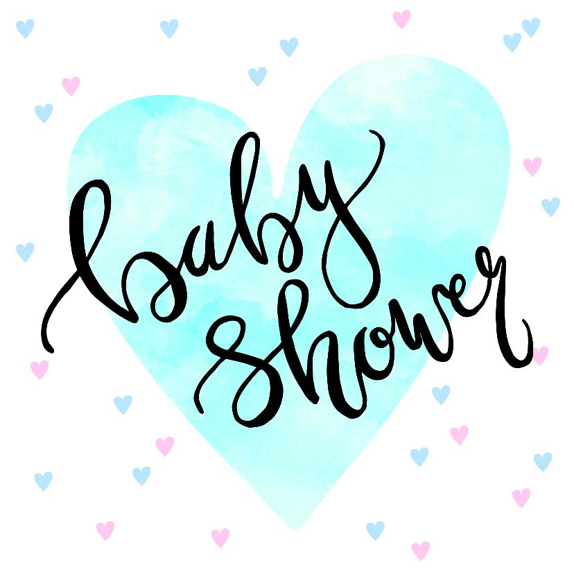 Babyshower.be || Zoekvolume 5.400 per maand || Super voor webshop aanstaande moeders!-uitnodiging-babyshower-hartjes-tekst-blauw-roze-jpg