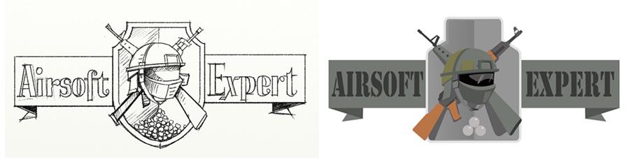 Uniek Logo / Illustratie ontwerp aangeboden. Van schets tot vector.-logo1-jpg
