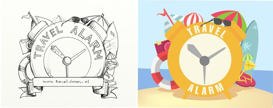 Uniek Logo / Illustratie ontwerp aangeboden. Van schets tot vector.-logo2-jpg