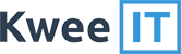 ✅ Hoge kwaliteit tegen scherpe tarieven, van websites tot drukwerk. www.Kwee.IT-web-logo-sticky-png