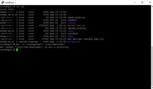 Inhoud van directorie verplaatsen naar een andere directorie-mauw-hoor-png