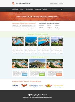Camping/Hotel/Vakantiehuisjes aanbieders layout-campingvakanties-jpg