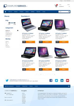 Computer/webshop layout-ditcom-webshop-png
