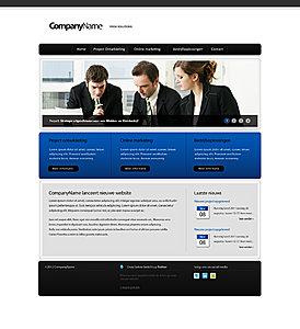 Zakelijk layout-layoutv1-jpg