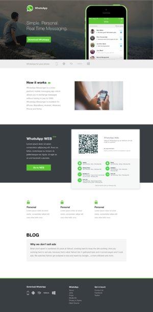 Zakelijke layout met vele mogelijkheden-whatsapp-jpg