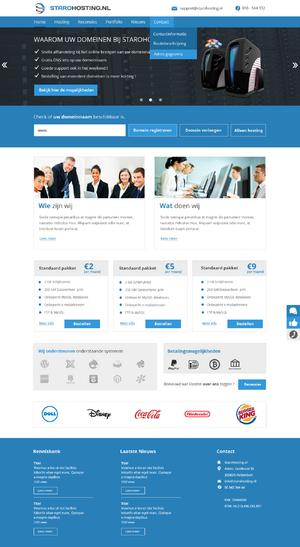 Webhosting Layout-homepagina-png