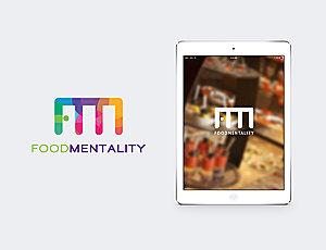 Logo Foodmentality | 14/05 | 200�-foodmentality-mockup-jpg