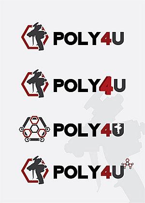 Logo ontwerp polymeren | 17/07 (verlengd!) | 200�-poly4u-01-jpg