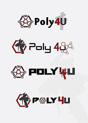 Logo ontwerp polymeren | 17/07 (verlengd!) | 200�-poly4u_v2-01-jpg