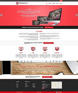 Webdesign voor bedrijf   Deadline: Niet dringend   �325-premiumweb-contest-v2-jpg