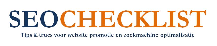 SEO Checklist 2019: Tips & Trucs voor Website Promotie en Zoekmachine Optimalisatie-seochecklist2019-png