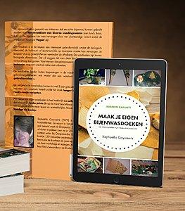 Boek (auteursrecht) + DIY-kit + Website/domeinnaam + lijst leveranciers-book-bijenwasdoek-maken-jpg