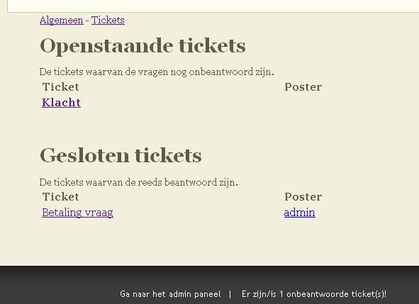 Klik op plaatje voor grotere versie  Naam:  admin-tickets.png Bekeken: 197 Grootte:  10,6 KB