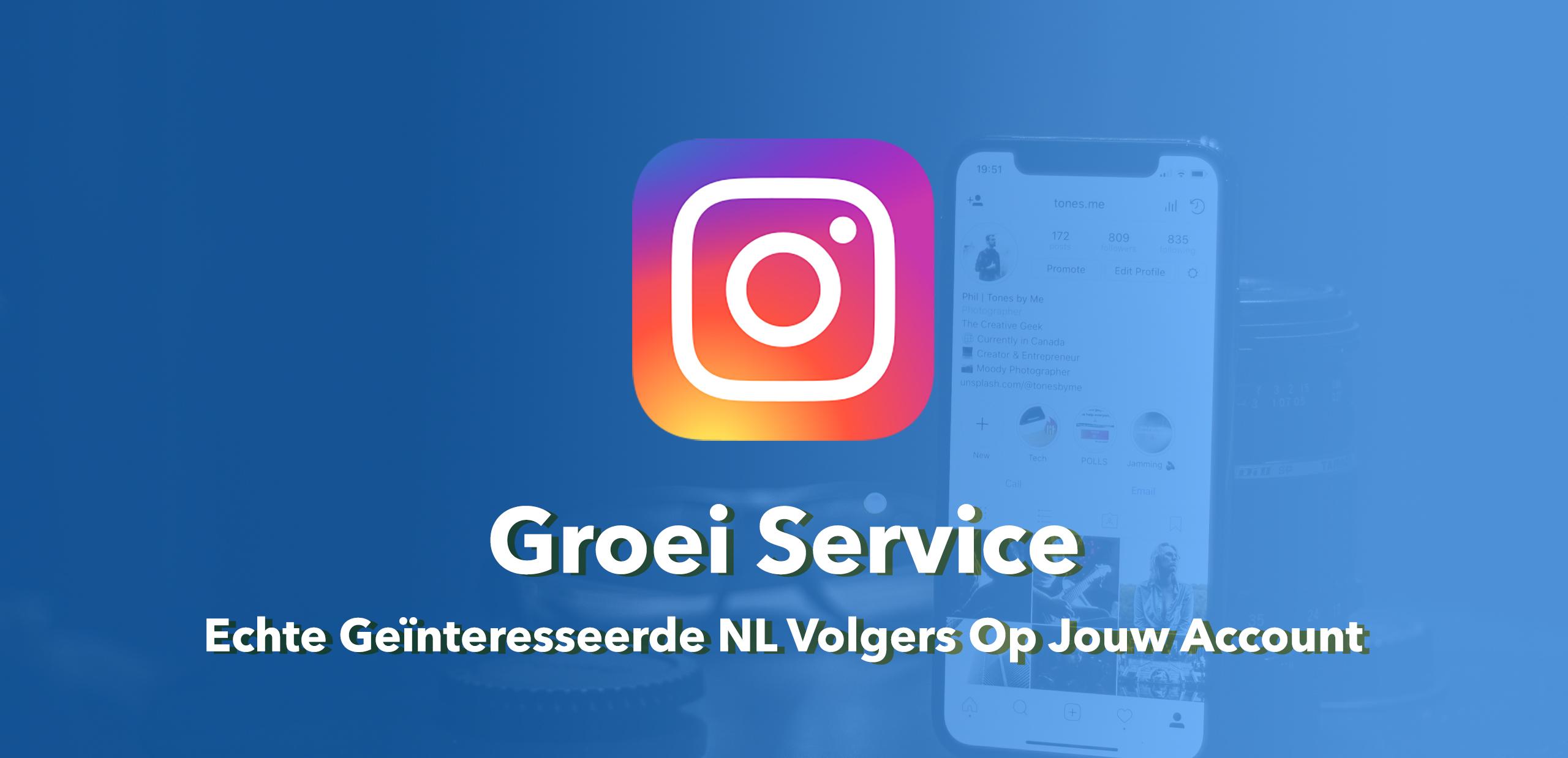 Echte NL Instagram Volgers K (Organisch)-groei-jpg