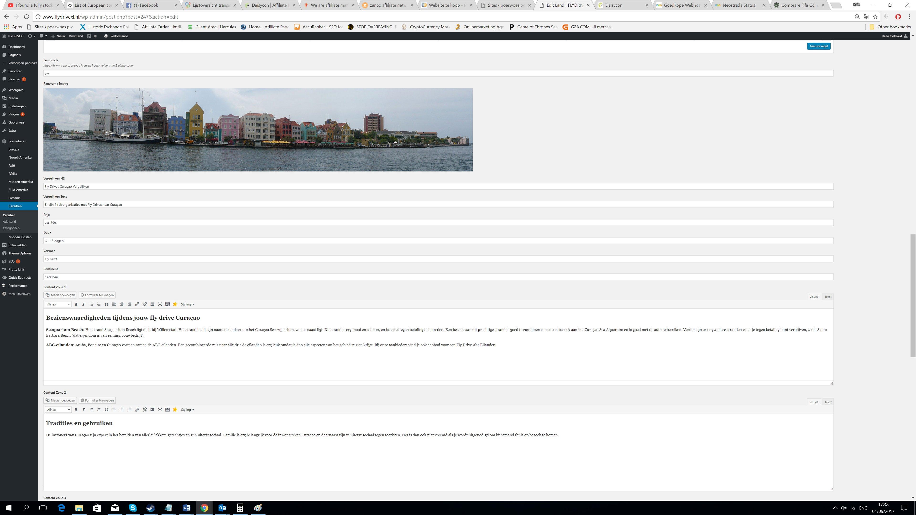 Vakantie website te koop (redelijke inkomsten)-interface-jpg