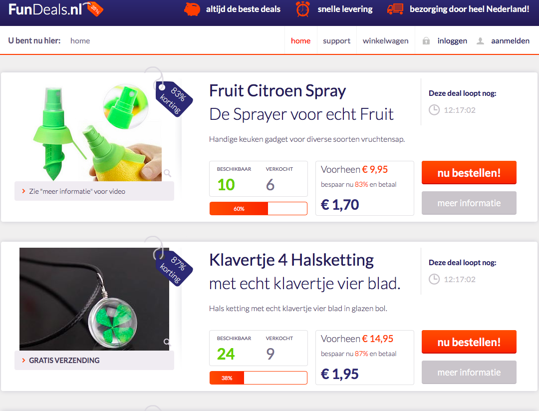 FunDeals.nl Domeinnaam + Website + Voorraad-fundeals3-png