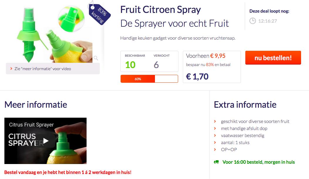 FunDeals.nl Domeinnaam + Website + Voorraad-fundeals4-png