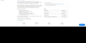 Crypto website incl. omzet | 10 dagen 80 euro | Veel potentie!-litebit-partner-programma-png