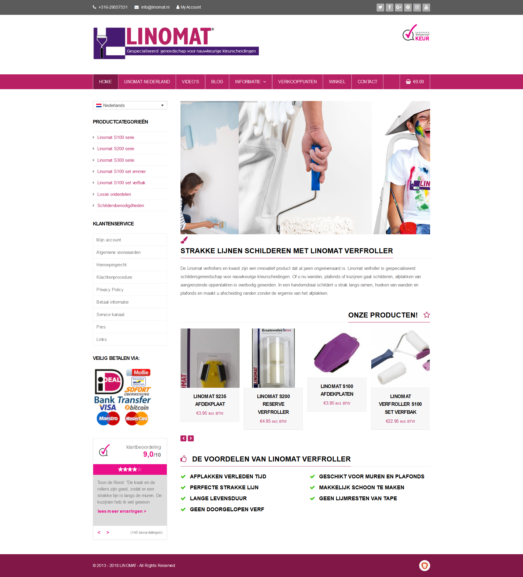Webshop te koop-screenshot_2018-06-linomat-verfrollers-deze-verfroller-afplakken-verleden-ti-png