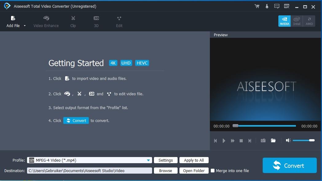 Total video converter - complete affiliate - website te koop- bieden mag-screenshot-softwareprogramma-jpg