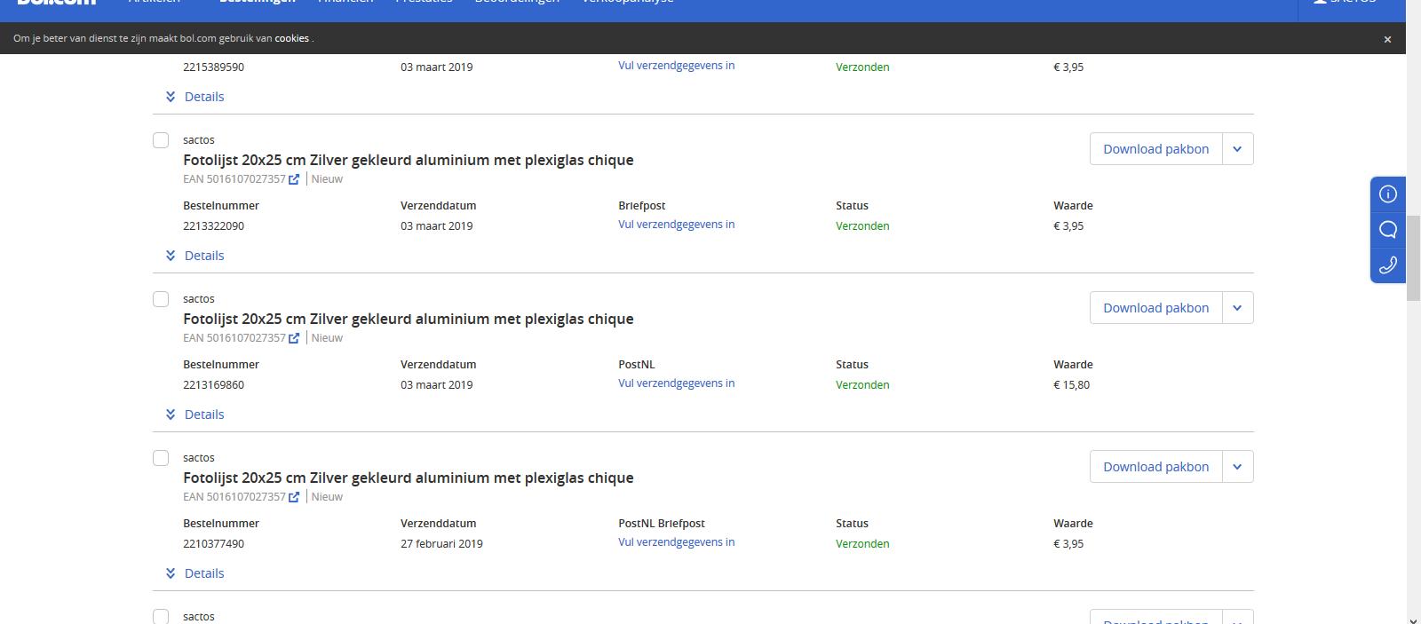Site met veel nr 1 posities in google + affiliate account + bol shop INKOMSTEN-bol3-png