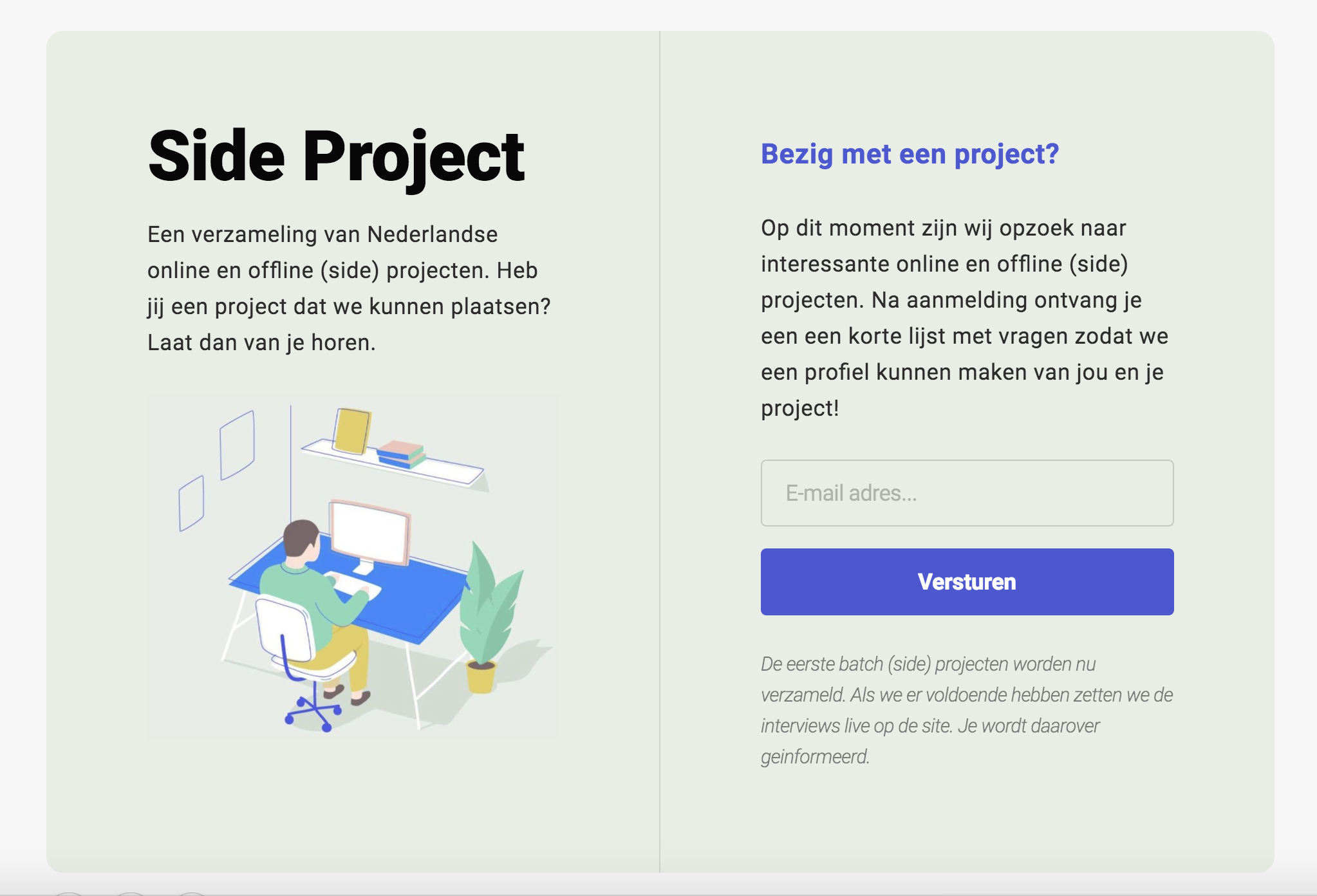 Verzameling van Nederlandse side projecten-screen-shot-2018-04-at-am-png