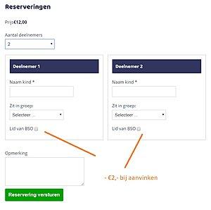 Wordpress Events Manager hulp bij aanmaken korting checkbox-aanvinken-jpg